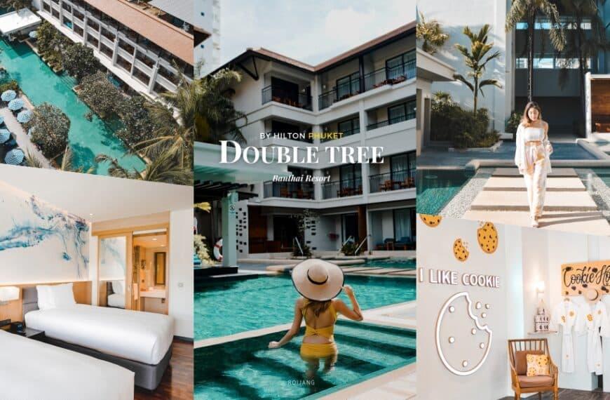 DoubleTree by Hilton Phuket Banthai Resort ป่าตอง ภูเก็ต