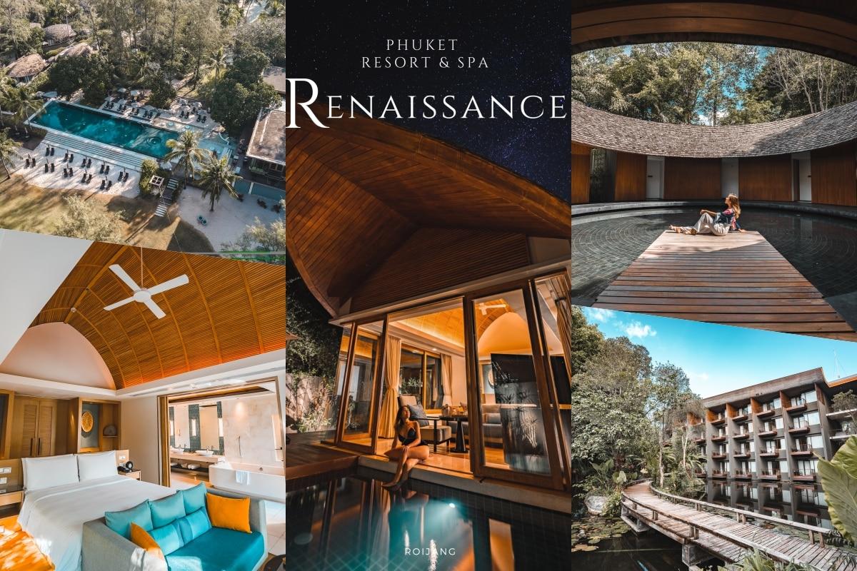 Renaissance  Resort And Spa ถลาง ภูเก็ต