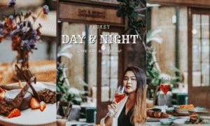 CAFE DAY & NIGHT of Phuket and Restaurant ภูเก็ต
