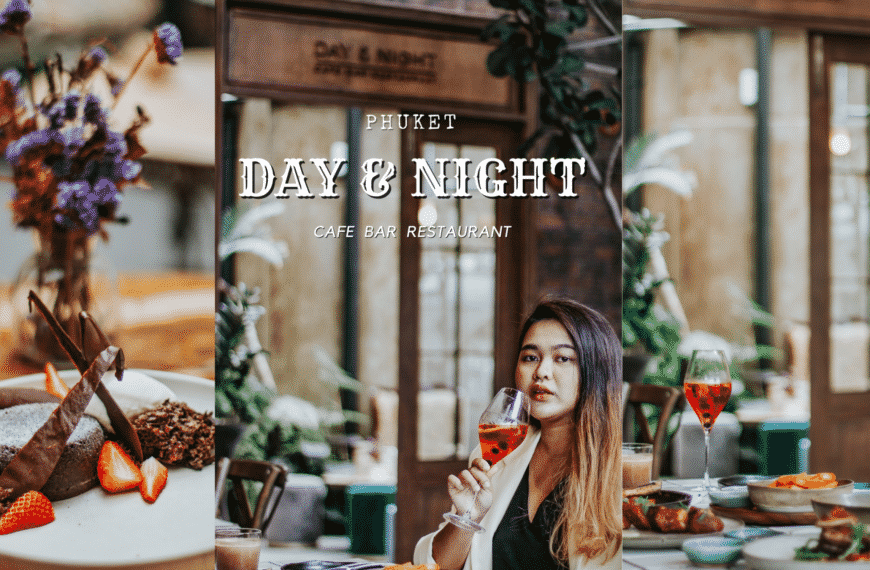 CAFE DAY & NIGHT of Phuket and Restaurant ภูเก็ต