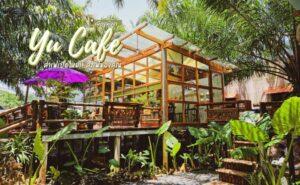 Yu Cafe กาแฟของคุณ คาเฟ่น้องใหม่ พังงา