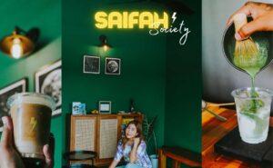 คาเฟ่ Saifah Society Khaolak พังงา