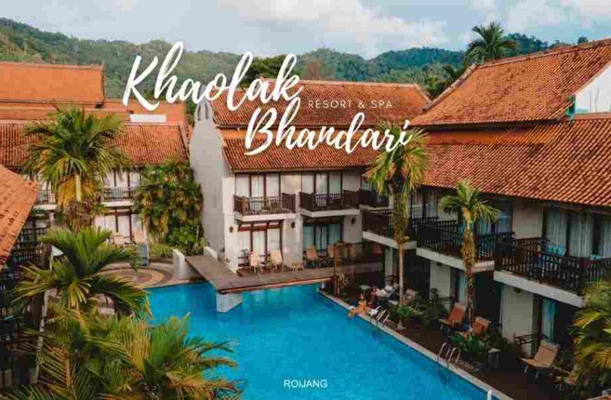 รีวิว รีสอร์ทเขาหลักบันดารี 2564 Khao Lak Bhandari Resort and Spa